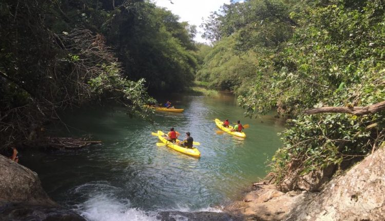 A Kayakear' @ Matrullas Lake (Kayak Rental), Orocovis, Puerto Rico
