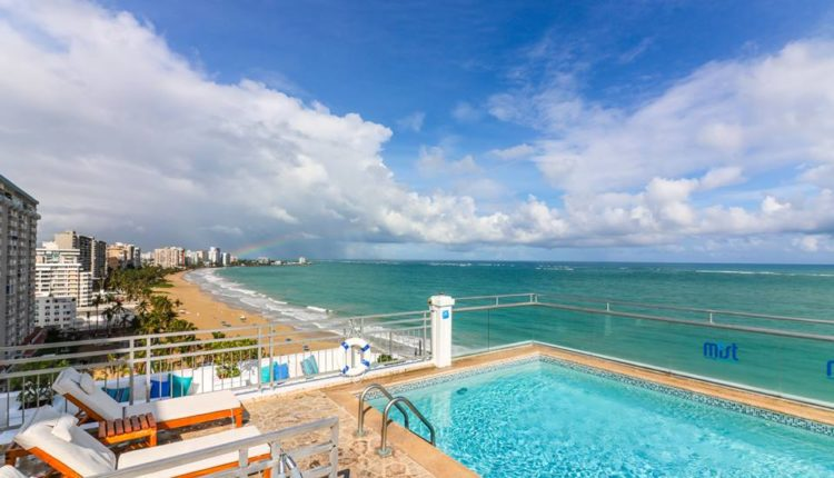 San Juan Water and Beach Club Hotel, Puerto Rico, Top Boutique Hotel