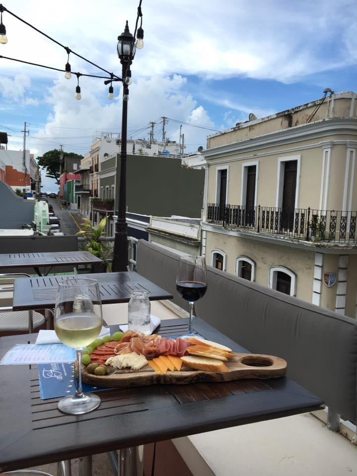 Alfresco Rooftop Wine Bar, San Juan, Puerto Rico, top 10