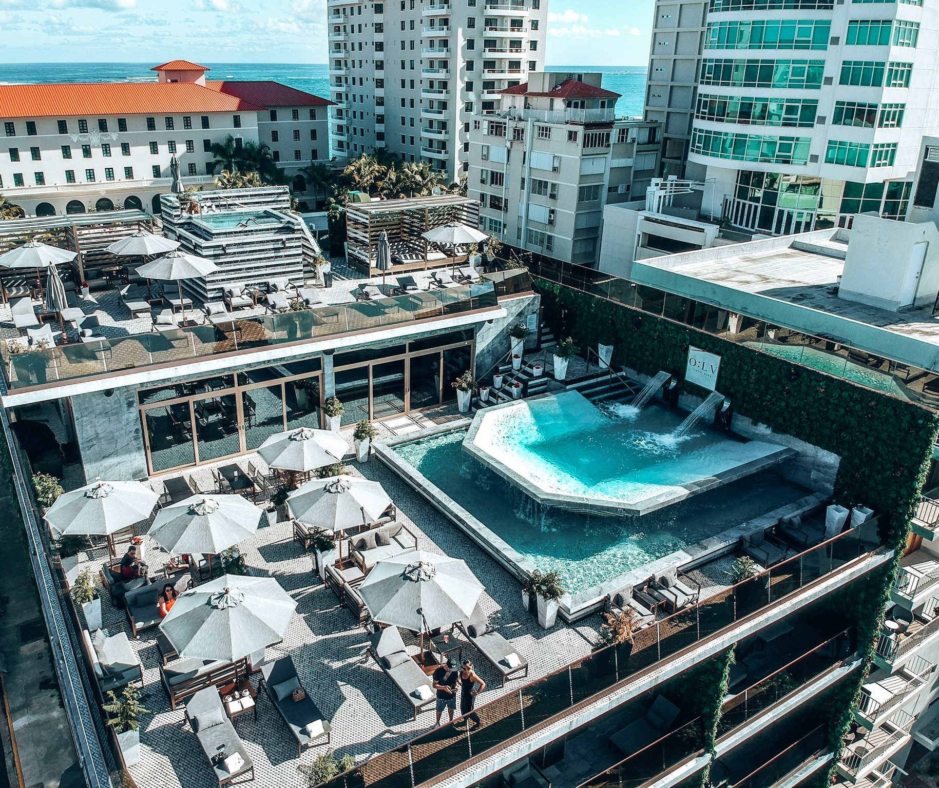 ARYA Rooftop at O:LV Fifty Five Hotel, San Juan, Puerto Rico, top 10