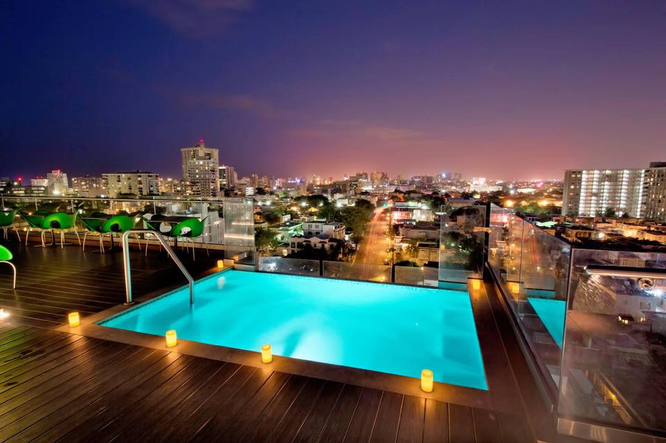 Eter Rooftop & Lounge at Ciqala Luxury Suites, San Juan, Puerto Rico, top 10